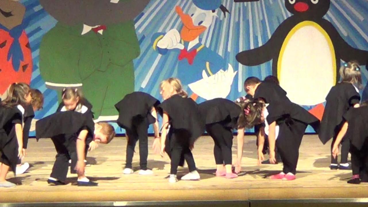 La danse des pingouins2