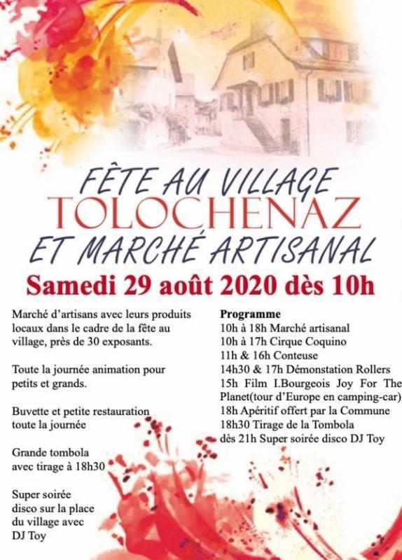 Fete au village 2020